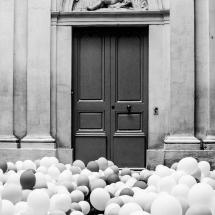 La porte aux ballons