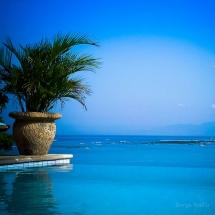 Piscine à débordement (Bali)
